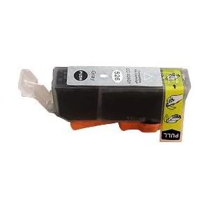 cartouche grey pour imprimante canon pixma mg equivalent cli gy